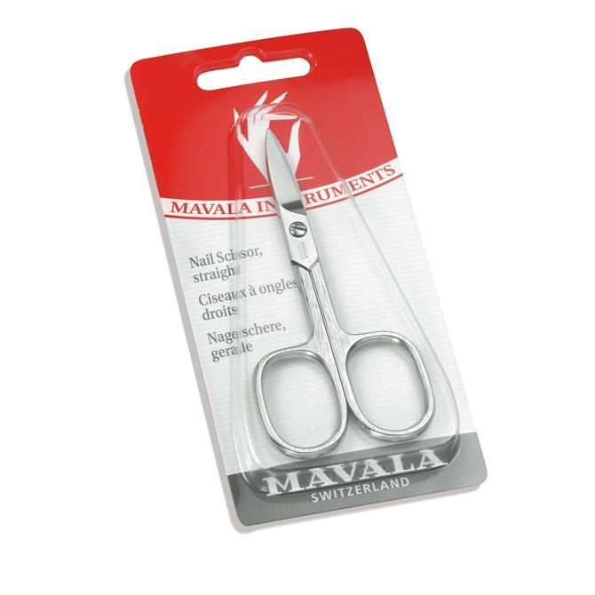 Mavala Nickel Nail Scissors