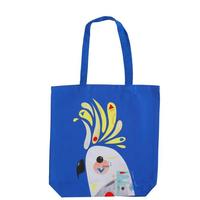 Maxwell & Williams Pete Cromer Cockatoo Shopping Bag