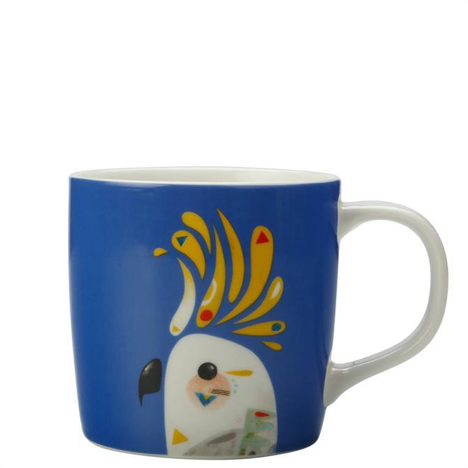 Maxwell & Williams Pete Cromer Cockatoo Mug