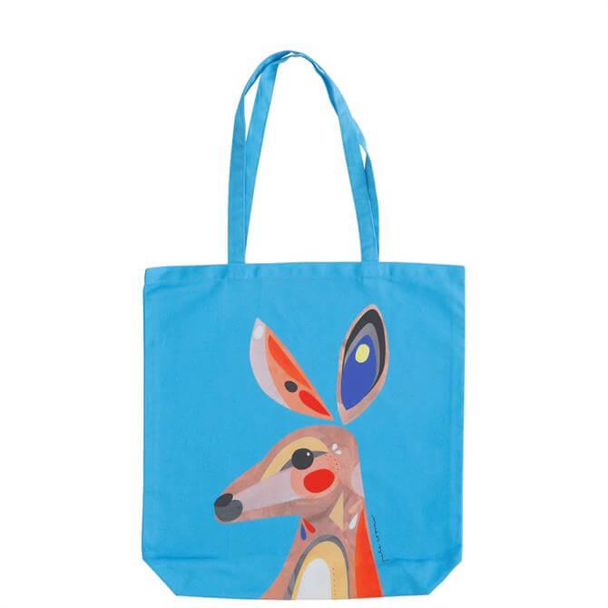 Maxwell & Williams Pete Cromer Kangaroo Shopping Bag