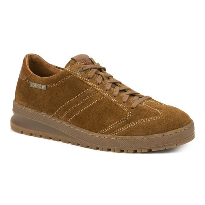 Mephisto Jumper Suede Trainers
