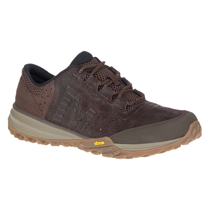 Merrell Havoc Shoe Leather in Brown