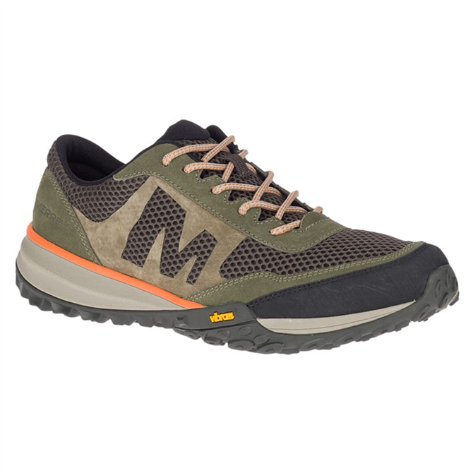 Merrell Havoc Vent Shoe in Green