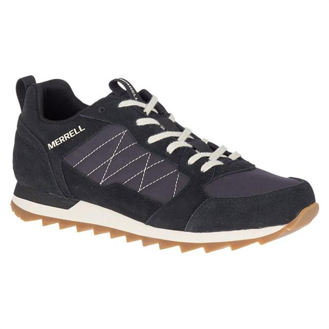 Merrell Black Alpine Trainers
