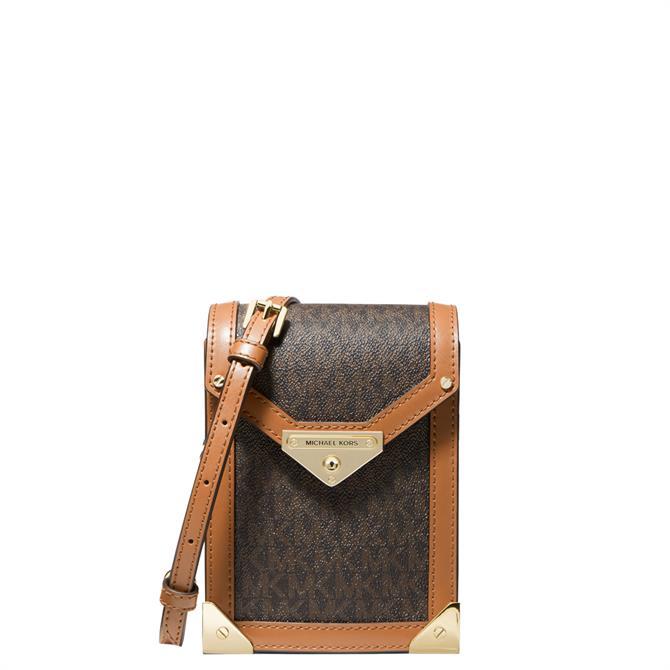 Michael Michael Kors Grace Small Logo Crossbody Bag