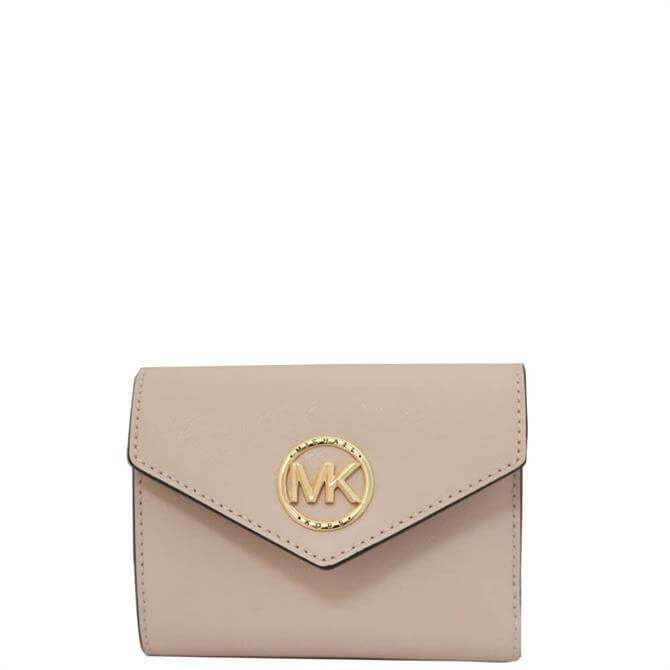 Michael Michael Kors Carmen Medium Saffiano Leather Tri-Fold Envelope Wallet