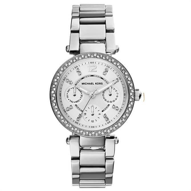 Michael Kors Ladies Glitz Mini Parker Watch