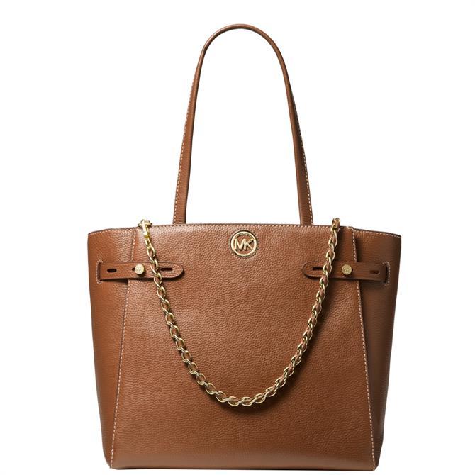Michael Michael Kors Carmen Large Pebble Leather Tote Bag