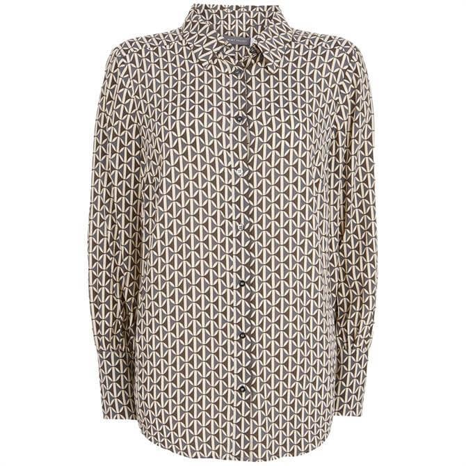 Mint Velvet Georgia Long Sleeved Shirt