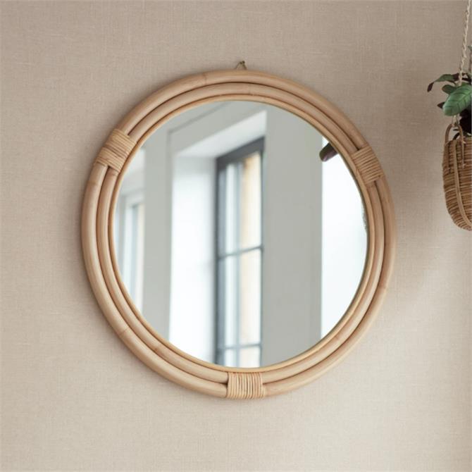 Garden Trading Mayfield bamboo Mirror