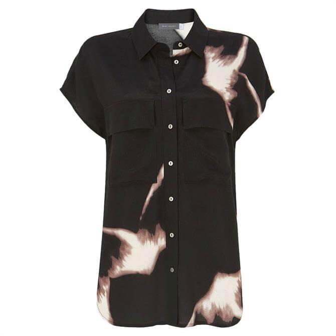 Mint Velvet Anjali Short Sleeved Shirt