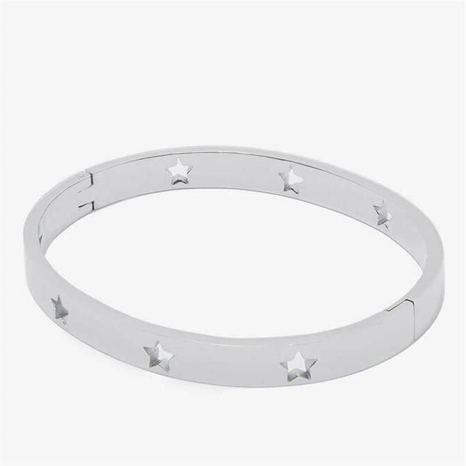 Mint Velvet Silver Plated Star Bracelet
