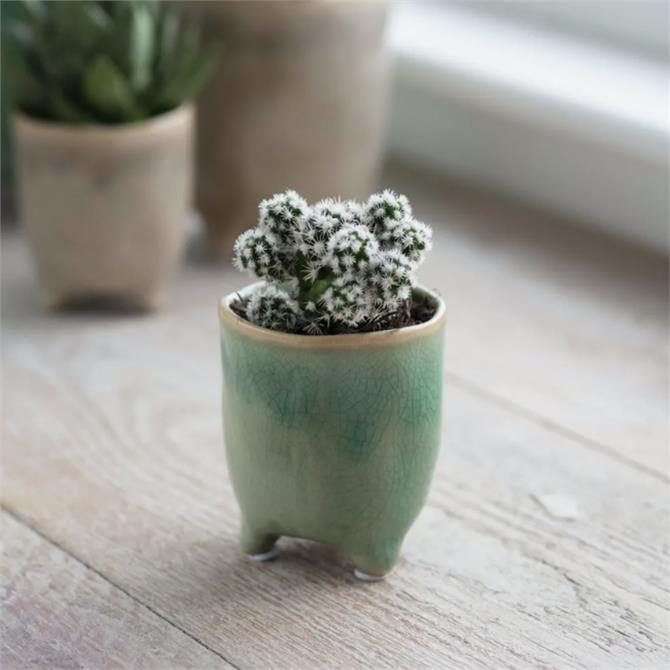 Garden Trading Positano Ceramic Pot Small