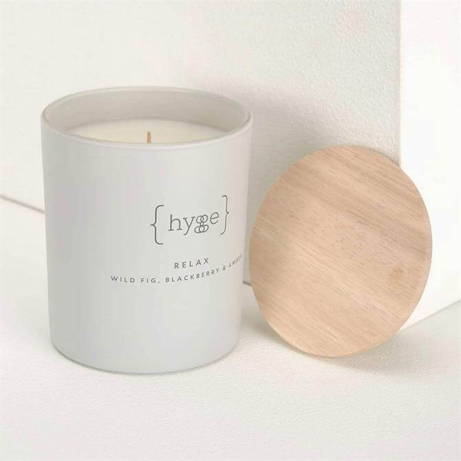 Mint Velvet Wild Fig Scented Candle