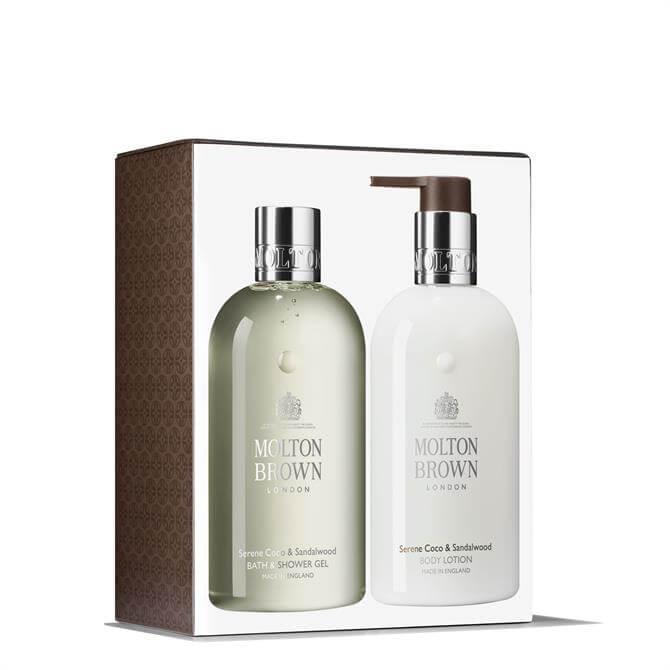 Molton Brown Serene Coco & Sandalwood Gift Set