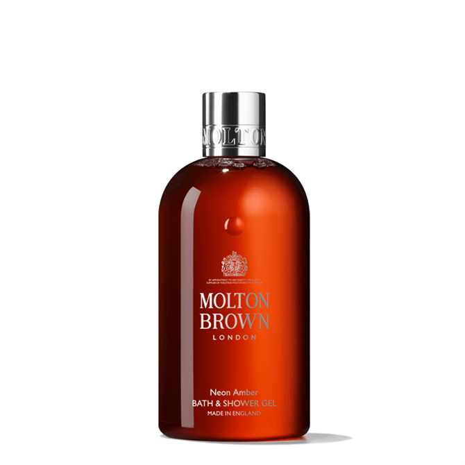 Molton Brown Neon Amber Bath & Shower Gel 300ml