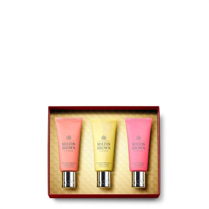 Molton Brown Hand Care Collection 3x 40ml