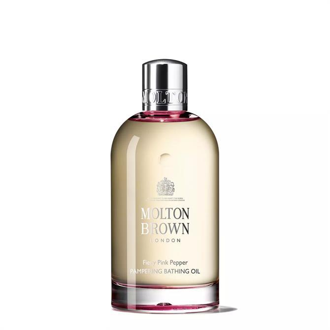 Molton Brown Fiery Pink Pepper Pampering Bathing Oil 200ml