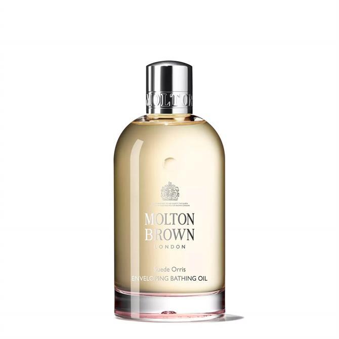 Molton Brown Suede Orris Enveloping Bathing Oil 200ml