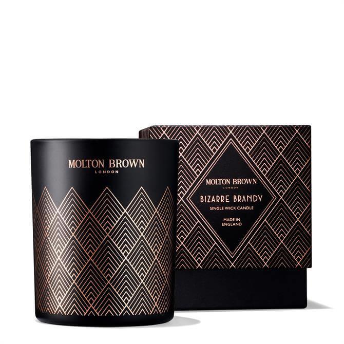 Molton Brown Bizarre Brandy Single Wick Candle
