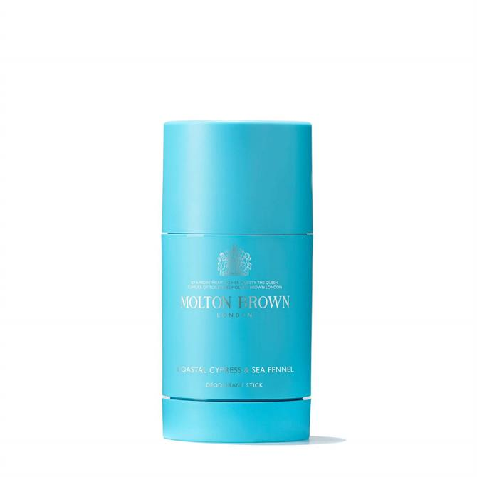 Molton Brown Coastal Cypress & Sea Fennel Deodorant Stick 75g