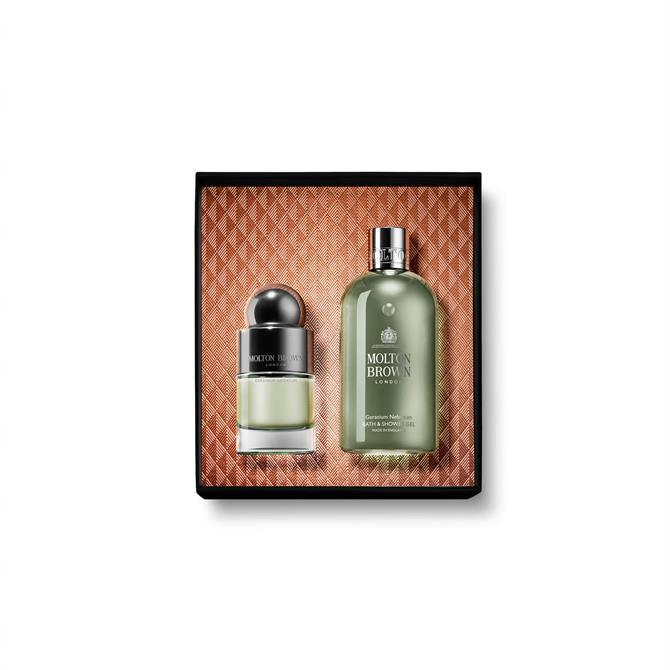 Molton Brown Geranium Nefertum Fragrance Collection For Him