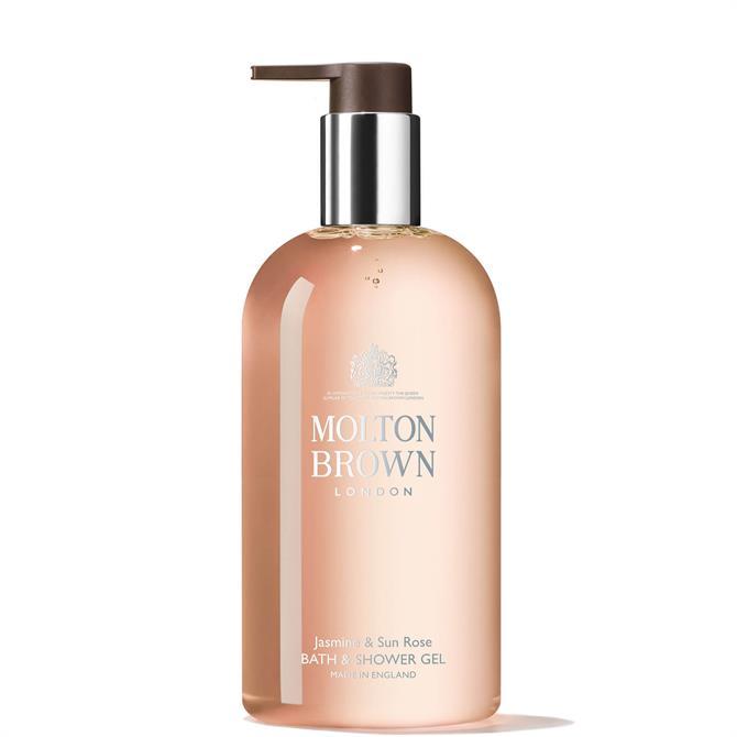 Molton Brown Jasmine & Sun Rose Bath & Shower Gel 500ml