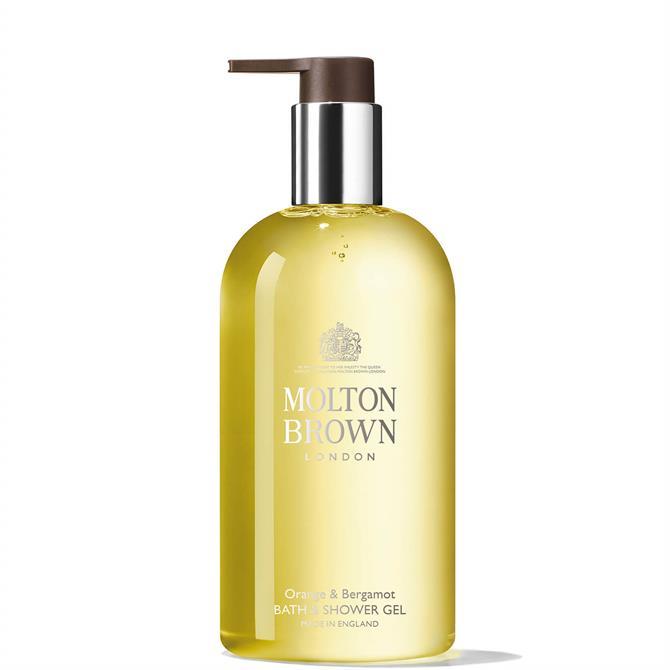 Molton Brown Orange & Bergamot Bath & Shower Gel 500ml