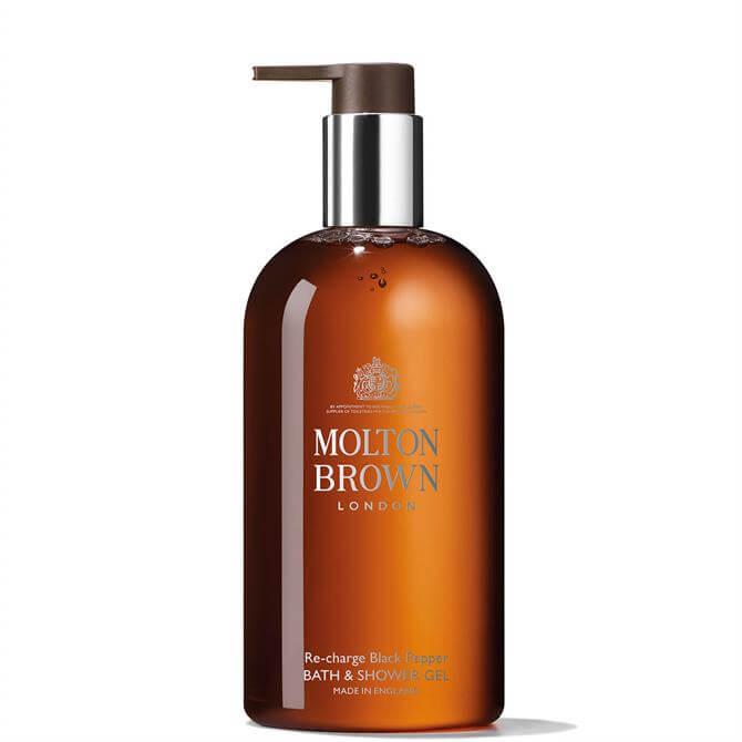 Molton Brown Re-charge Black Pepper Bath & Shower Gel 500ml