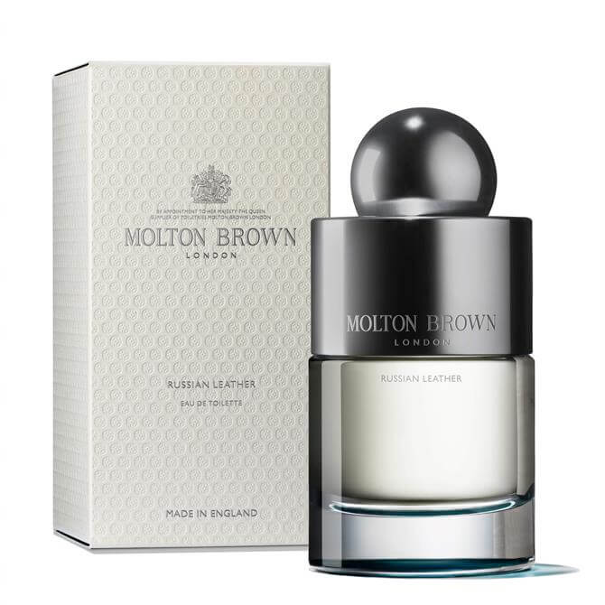 Molton Brown Russian Leather Eau de Toilette 100ml