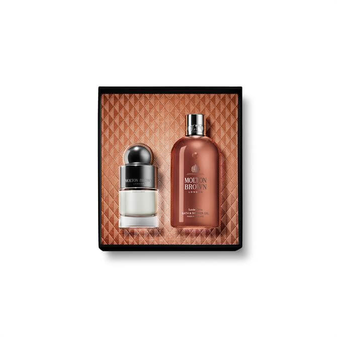 Molton Brown Suede Orris Fragrance Collection For Her