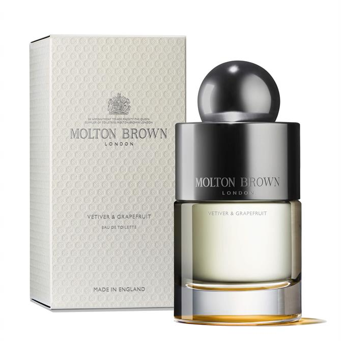 Molton Brown Vetiver & Grapefruit Eau de Toilette 100ml