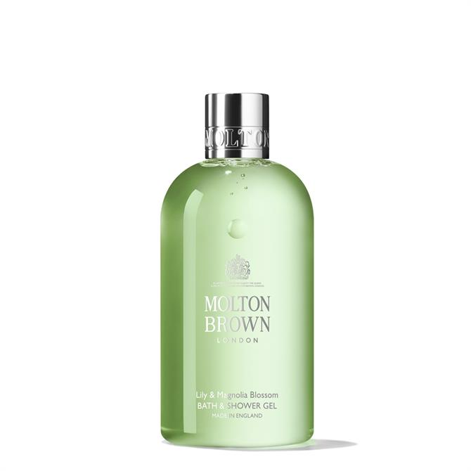 Molton Brown Lily & Magnolia Blossom Bath & Shower Gel 300ml