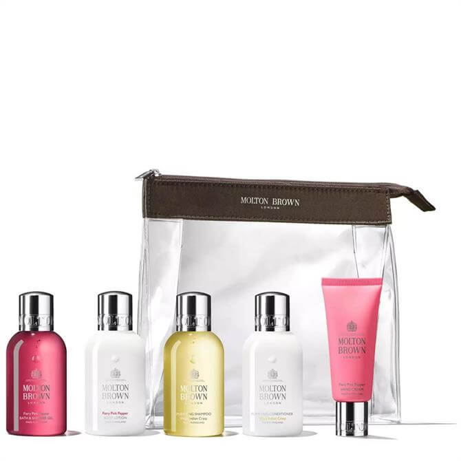 Molton Brown Women's Carry-On Travel Miniatures Set
