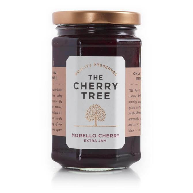 The Cherry Tree Morello Cherry Jam 340g