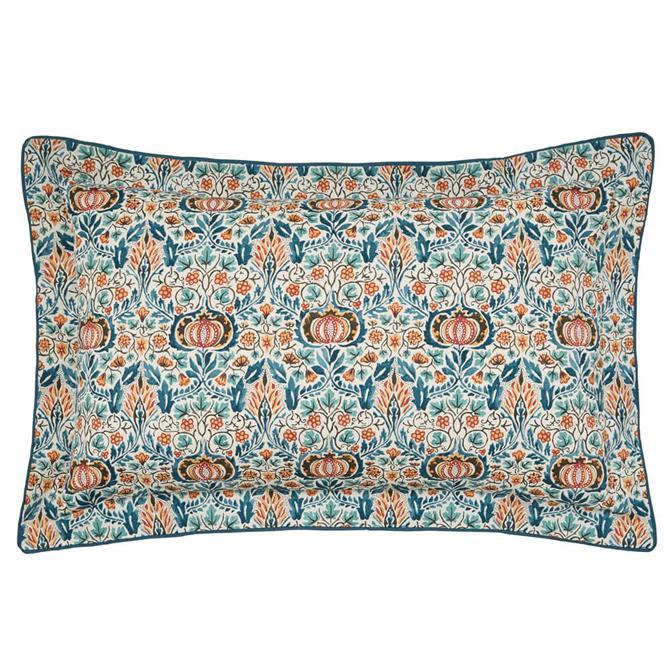 Morris & Co Little Chintz Oxford Pillowcase