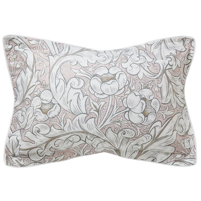 Morris & Co Pure Bachelors Button Oxford Pillowcase