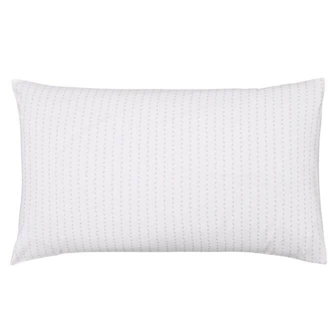 Murmur Leaf Pair of Standard Pillowcases