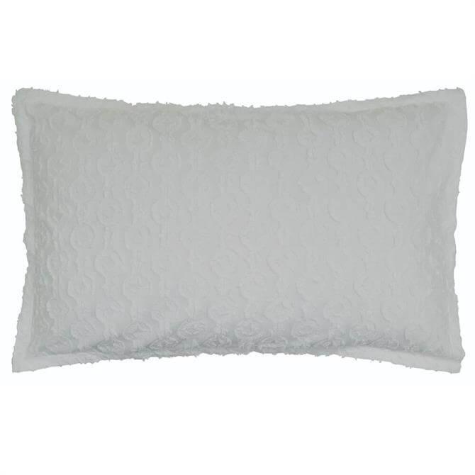 Murmur Nara Oxford Pillowcase in Cloud Grey