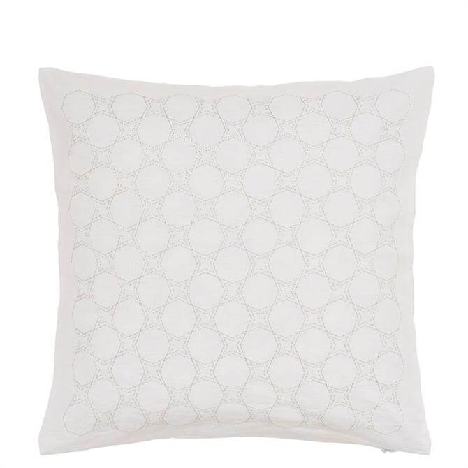 Murmur Skye White Cushion