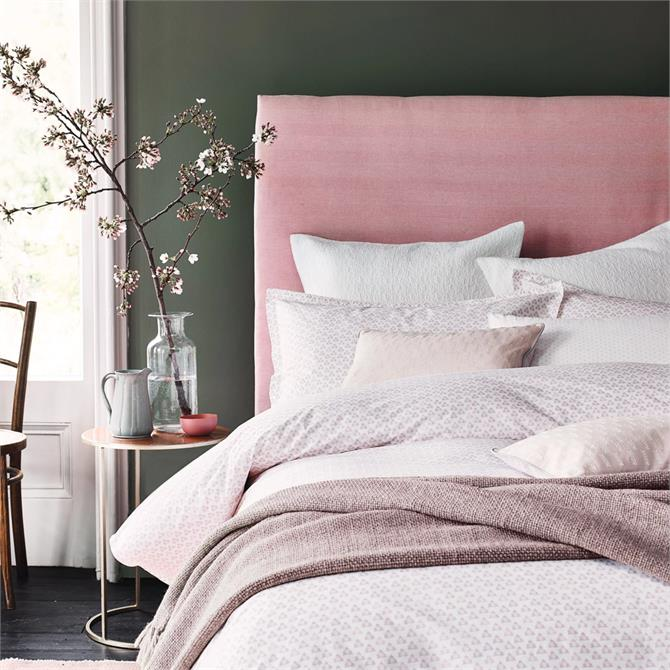 Murmur Tua Blush Duvet Cover Set