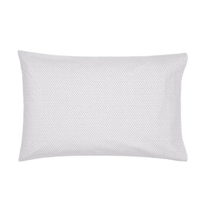 Murmur Thea Pair of Organic Cotton Standard Pillowcases