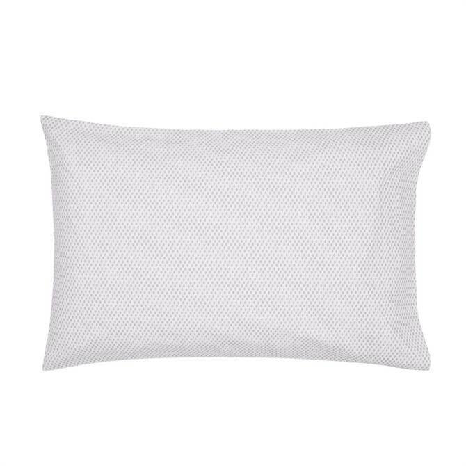 Murmur Thea Pair of Organic Cotton Standard Pillowcases