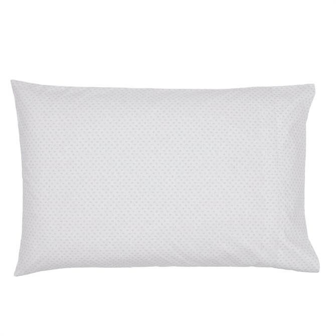 Murmur Rae Pair of Organic Cotton Housewife Pillowcases