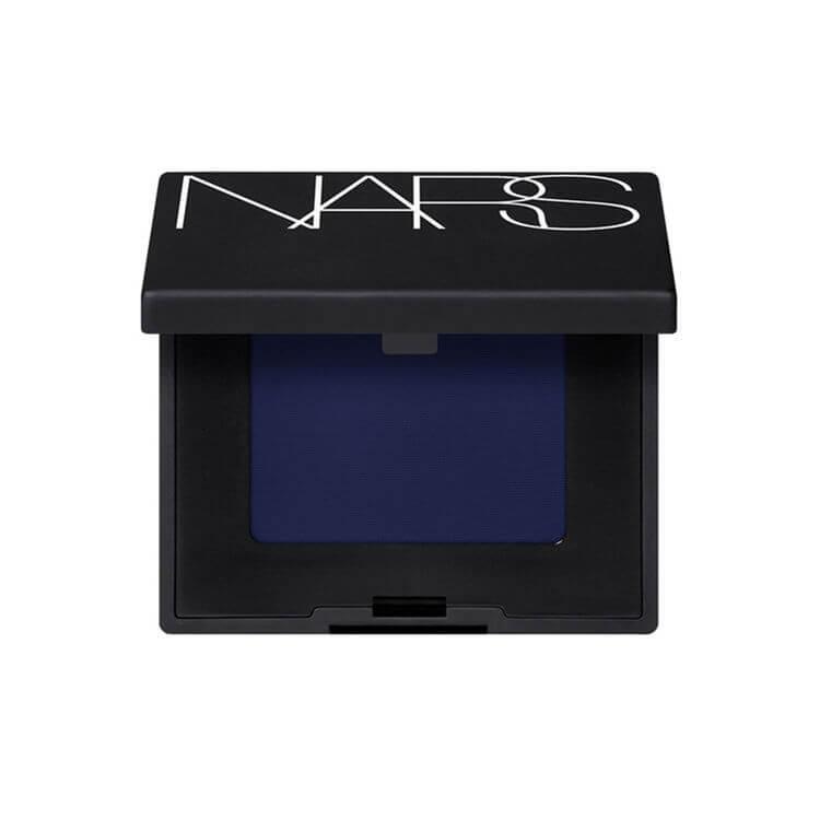 An image of NARS Single Eyeshadow Pro Pops - CHINA BLUE