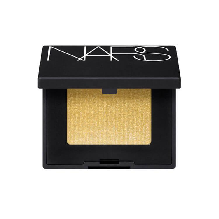 An image of NARS Single Eyeshadow Pro Pops - GOLDFINGER