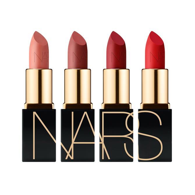 NARS Never Enough Mini Lipstick Gift Set- x4 Lipsticks
