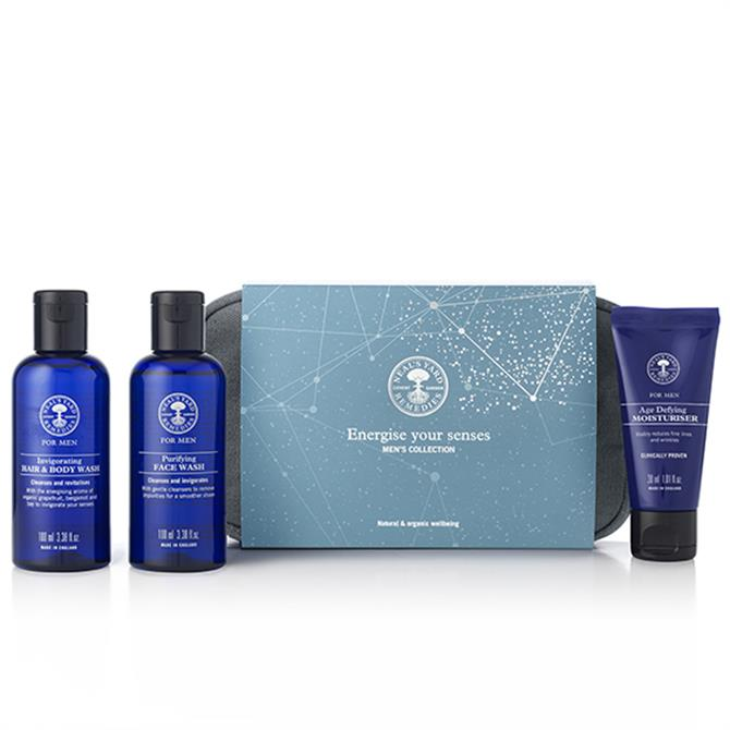 Neal's Yard Remedies Energise Your Senses Mens Collection