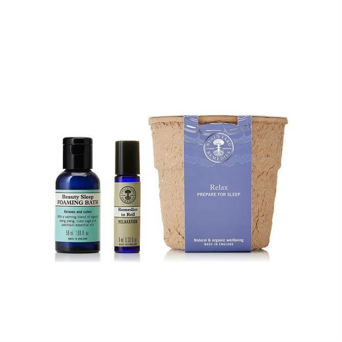 Neal's Yard Remedies Relax Prepare For Sleep Set