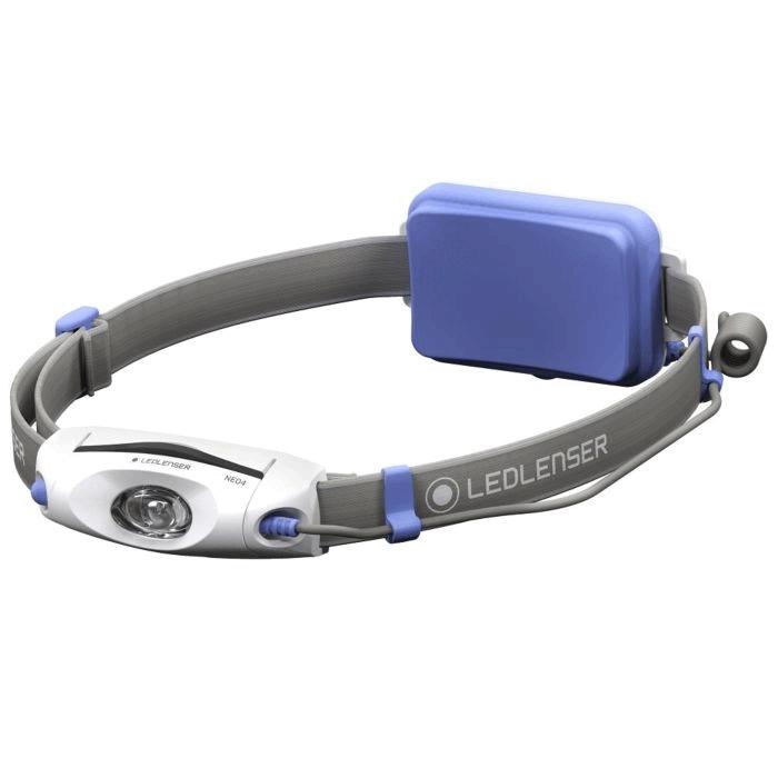 An image of Ledlenser Neo4 Headtorch - BLUE